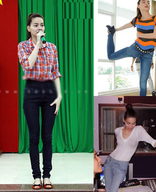 Sao Việt nào mặc jeans đẹp nhất? - 3