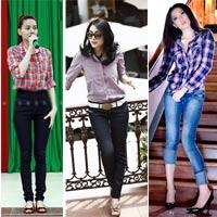 Sao Việt nào mặc jeans đẹp nhất?