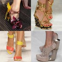 Những đôi giày đẹp như mơ tại Milan FW