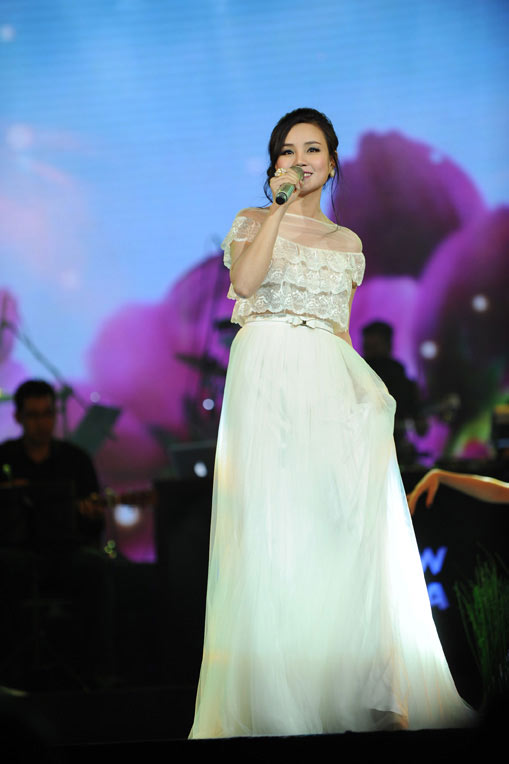 Thanh Lam bng chy, khao kht &quot;Em yu anh&quot; - 15