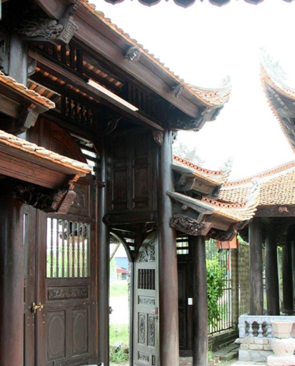 Đại gia Việt 'rước' nhà cổ về chơi - 5
