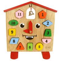 Đồ chơi gỗ phát triển trí thông minh theo từng độ tuổi
