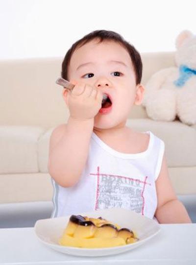 Trẻ ngon miệng: Nguyên tắc 'mackeno' - 1