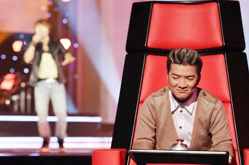 Mr. m tng t ha trc th sinh The Voice - 2