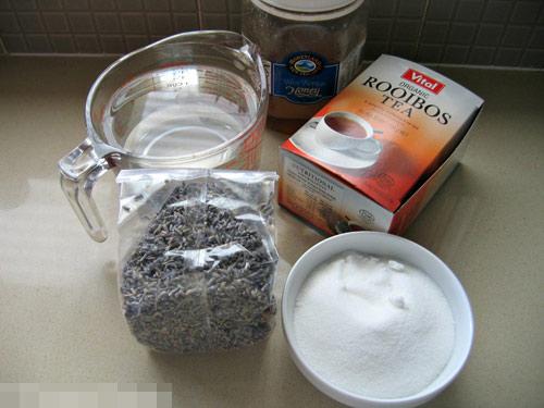 Cách làm kem hoa oải hương thơm ngây ngất 1