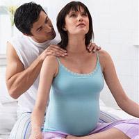 Khắc phục khó chịu cuối thai kỳ