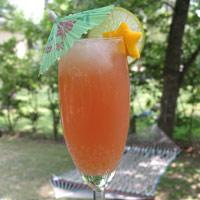 Thưởng thức nước ép hoa quả mát rượi