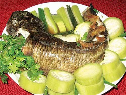 Những món ăn ngon bổ sung nhiều sắt cho mẹ bầu.