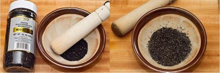 cách làm kem vừng đen ngon 3