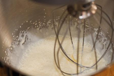 cách làm kem vừng đen ngon 5