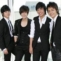 """Những chàng trai """"F4"""" hot nhất xứ Hàn"""