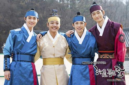 """Những chàng trai """"F4"""" hot nhất xứ Hàn - 3"""
