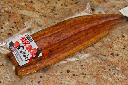 Lươn nướng kiểu Nhật nhìn thấy đã thèm - 1
