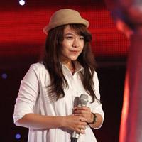 Thái Trinh 'hạ gục' 4 giám khảo The Voice