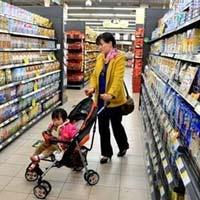 Sữa bột Trung Quốc chứa chất gây ung thư