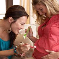 Mùa hè, thai phụ không nên ăn đồ lạnh