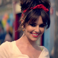 Đẹp như Cheryl Cole