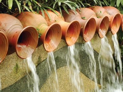 Nước vào nhà, tài lộc thẳng tiến - 2
