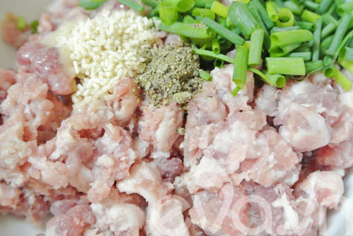 Tuần mới với nấm mỡ nhồi thịt - 2