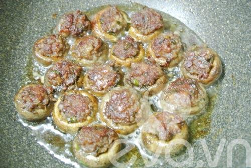 Tuần mới với nấm mỡ nhồi thịt - 5