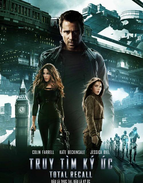 """Phim hot tháng 8: """"Total Recall"""" - 1"""