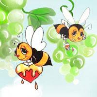 """Mẹ kể con nghe: """"Con ong chuyên cần"""""""