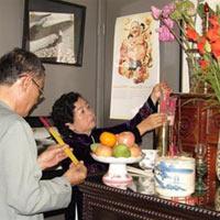 Thờ cúng cha mẹ thế nào mới đúng phong tục Việt?