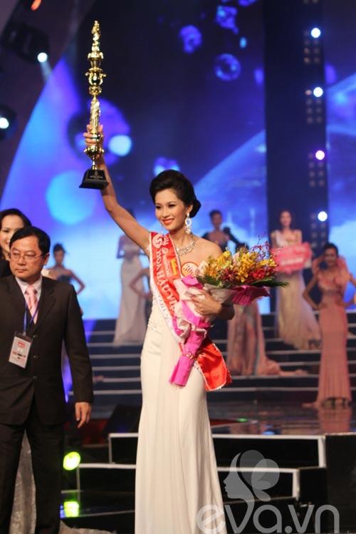 Đặng Thu Thảo đăng quang ngôi HHVN 2012 - 3