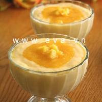 Ngon mát sinh tố xoài sữa chua