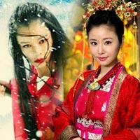 Mỹ nhân Hoa ngữ đẹp mê hồn với sắc đỏ