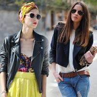 5 kiểu áo khoác cực hot mùa đông 2012