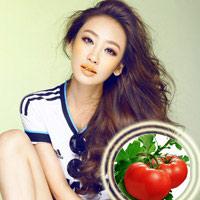 7 cách trắng da bất ngờ với cà chua