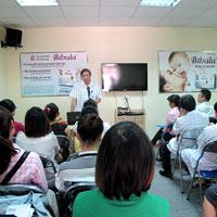 Tư vấn sức khỏe sinh sản tại BV BVPSTW