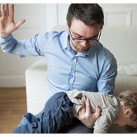 Sách dạy con: Điểm mấu chốt khi phạt bé