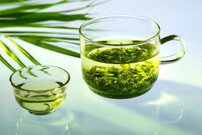 Bí quyết giúp da đẹp từ collagen trà xanh - 1