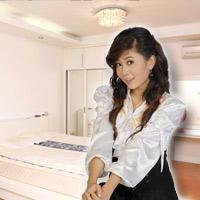 Nhà trắng thơ ngây của diễn viên Mai Phương