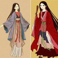 Trang phục của phụ nữ Việt qua các triều đại