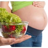Mẹ bầu ăn gì để con khỏe và thông minh?