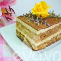 Bánh Tiramisu thơm ngon mùa thu