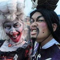 Run rẩy ngắm 'ma, quỷ' ở lễ hội Halloween Bash