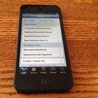 iPhone 5 đã bị bẻ khóa thành công