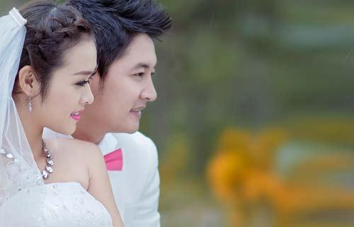 Ảnh cưới lãng mạn của Diệp Bảo Ngọc - 8