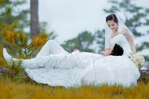 Ảnh cưới lãng mạn của Diệp Bảo Ngọc - 11
