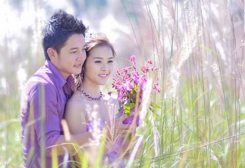 Ảnh cưới lãng mạn của Diệp Bảo Ngọc - 2