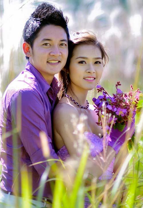 Ảnh cưới lãng mạn của Diệp Bảo Ngọc - 1