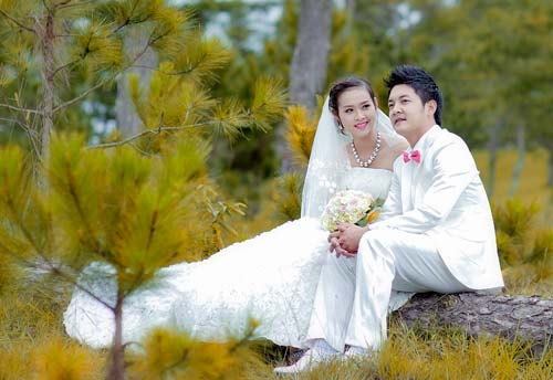 Ảnh cưới lãng mạn của Diệp Bảo Ngọc - 17
