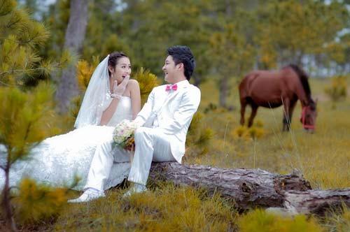 Ảnh cưới lãng mạn của Diệp Bảo Ngọc - 14