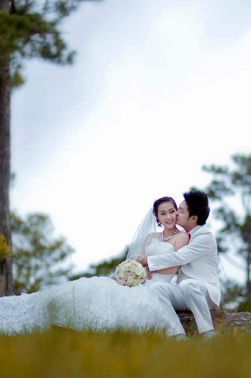 Ảnh cưới lãng mạn của Diệp Bảo Ngọc - 6