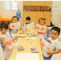 Mầm non Hạt Đậu Nhỏ: Nơi giữ trẻ yên tâm