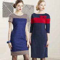 Váy đầm sang trọng mùa thu đông của Fever